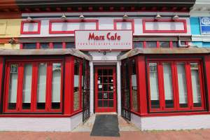 Marx Cafe in Mount Pleasant