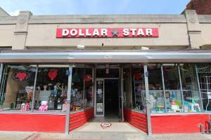 Dollar Star in Mount Pleasant