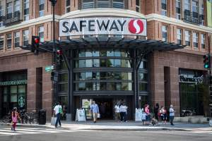 Safeway Super Market on Georgia Ave