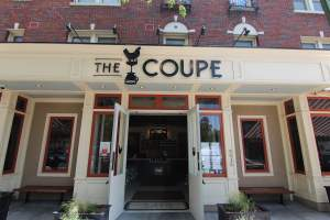 The Coupe Coffee Shop in Columbia Heights