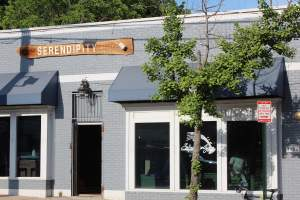 Serendipity in Washington DC's Brookland Neighborhood