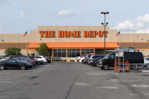 Home Depot in Washington DC's Brentwood Neighborhood