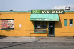 Q.C. Deli in Washington's Brentwood