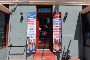 Liquor Store in Washington, DC's Ledroit Park