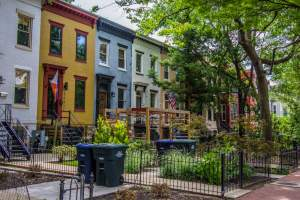 Shaw Row Homes in Washington DC