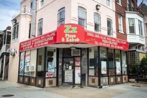 ZZ Pizza in DC's Shaw Neighborhood