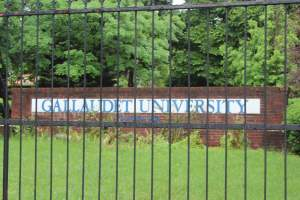Gallaudet University in Trinidad/Gallaudet Neighborhood