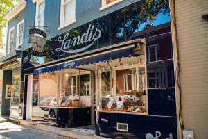 Landis in Downtown Frederick, MD