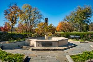 Baker Park in Frederick, Maryland