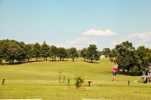Lusby, Maryland Golf Course