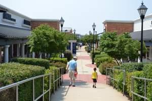 Leesburg Corner Premium Outlets in Leesburg, Virginia