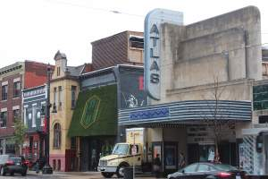 Atlas Theatre in Washington DC's H Street Corridor