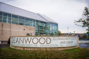 Deanwood Community Center in Washington, D.C.