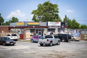 Sunny Chicken and Fish in Washington's Deanwood Neighborhood
