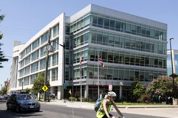 Office Complex in Washington DC's Benning Neighborhood