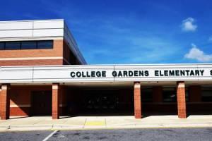 College Gardens Elementary School