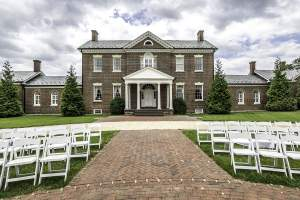 Belmont Country Club House in Loudon County