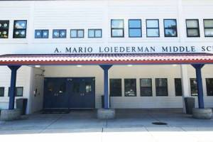 A. Mario Loiederman Middle School