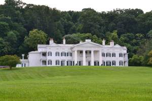 Morven Park Mansion in Loudoun County