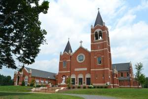 St. John Catholic Church in Leesburg, VA