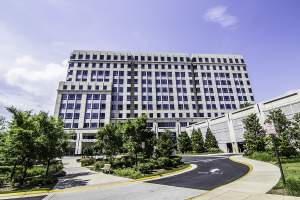 Hilton Worldwide in Tysons Corner, VA.