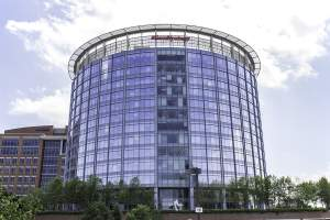 Microstrategy Building in Tysons Corner, VA.