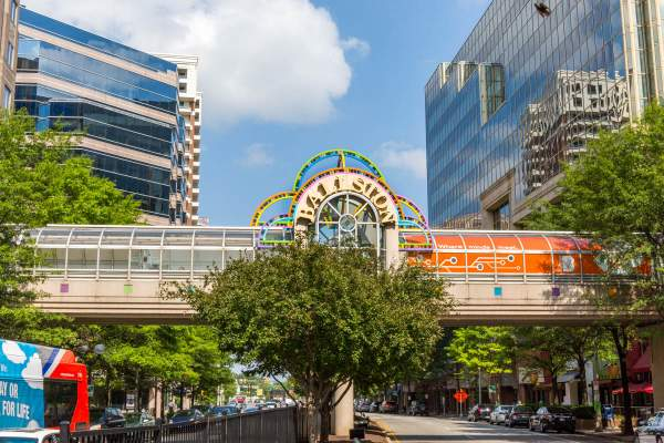 Ballston Mall (22203 Arlington, VA Zip Code Guide)