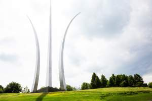 United States Air Force Memorial (Arlington, VA Zip Code Guide 22204)