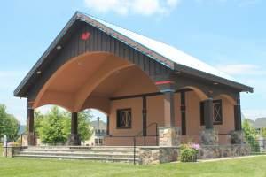 Lovettsville Walker Pavilion (20180)