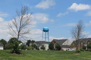 Lovettsville Water Tower (20180)