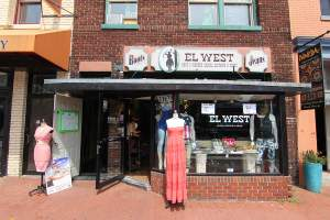 El West Clothing Store within DC's 20010 Zip Code