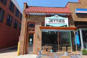 Jetties Restaurant within DC's 20015 Zip Code
