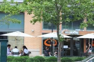 Mandu Restaurant in Mount. Vernon Square