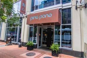 Ping Pong Dim in Washington, DC's China Towna