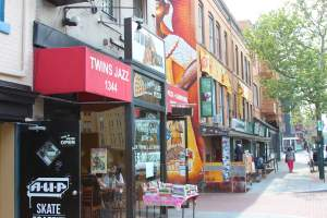 U Street Shops in Washington, DC's 20009 Zip Code