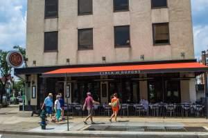 Circa Restaurant within DC's 20009 Zip Code