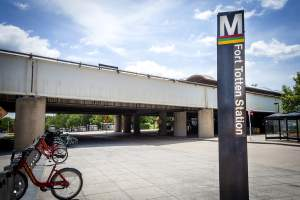 Fort Totten Metro Station