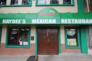 Haydee's Mexican Restaurant within zip code 20011