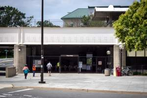 Takoma Metro Station (DC Zip Code Guide: 20012)