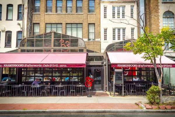 Kramer Cafe and Books (20036 Washington, DC Zip Code Guide)