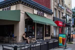 Cosi Restaurant within Washington, DC's 20036 Zip Code