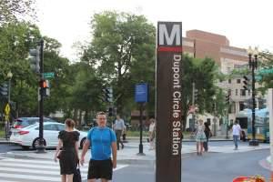 Dupont Circle Metro Station (20036 Zip Code Guide)