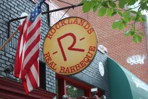 Rocklands Real BBQ within DC's 20007 Zip Code