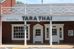 Tara Thai Restaurant within DC's 20016 Zip Code