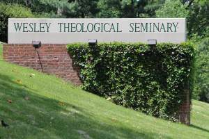 Wesley Theological Seminary within DC's 20016 Zip Code