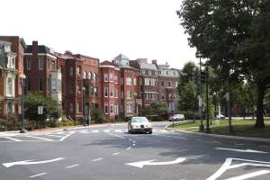 Logan Circle in Washington, DC