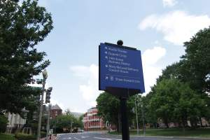 Logan Circle Street Sign