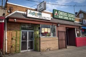 Azitouna Restaurant in Congress/Shipley Heights