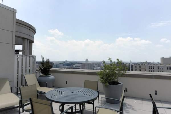 Sonata Condo Rooftop In Dc