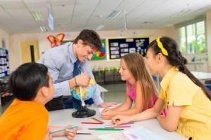 Folger McKinsey Elementary School